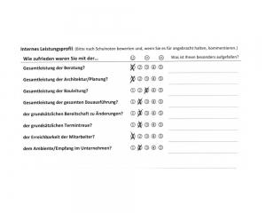 Hausbau-Erfahrungen mit der iDEA Dein Haus GmbH - Auszug 1