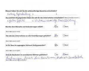 Hausbau-Erfahrungen mit der iDEA Dein Haus GmbH - Auszug 3