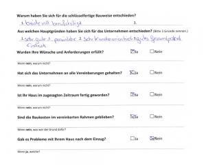 Hausbau-Erfahrungen mit der iDEA Dein Haus GmbH - Auszug 4