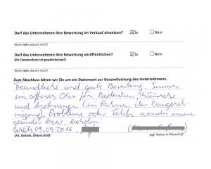 Hausbau-Erfahrungen mit der iDEA Dein Haus GmbH - Auszug 6