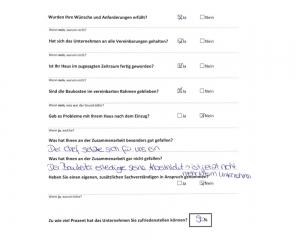 Hausbau-Erfahrungen mit der MHB Stumm Bauunternehmung GmbH - Auszug 5