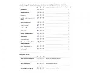 Hausbau-Erfahrungen mit der MUTTER AG - Auszug 3