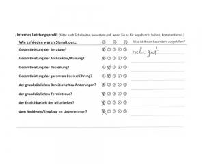 Hausbau-Erfahrungen mit der Ökowert Planprojekt GmbH & Co. KG - Auszug 2