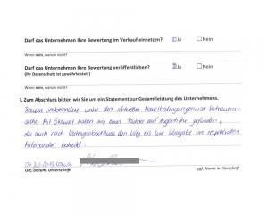 Hausbau-Erfahrungen mit der Ökowert Planprojekt GmbH & Co. KG - Auszug 5