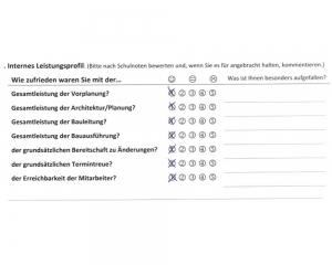 Erfahrungen mit der OSTRAUER Baugesellschaft mbH - Gewerbebau - Auszug 6