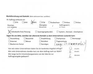 Hausbau-Erfahrungen mit der Verfuß GmbH - Wohnbau - Auszug 1