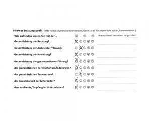 Hausbau-Erfahrungen mit der Verfuß GmbH - Wohnbau - Auszug 2