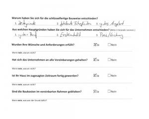 Hausbau-Erfahrungen mit der Verfuß GmbH - Wohnbau - Auszug 3