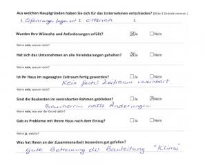 Hausbau-Erfahrungen mit der Verfuß GmbH - Wohnbau - Auszug 6