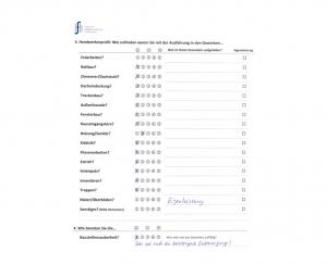 Hausbau-Erfahrungen Wirtz und Lück - Auszug 3